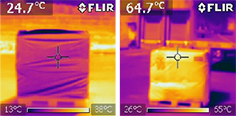 Thermal Protection for Control-Room-Temperature Products
