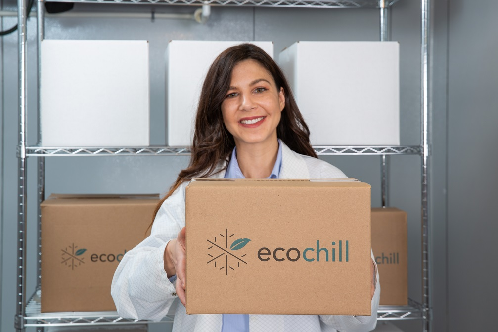 ecochill thermal packages are rigorously tested in our laboratory for optimal temperature performance