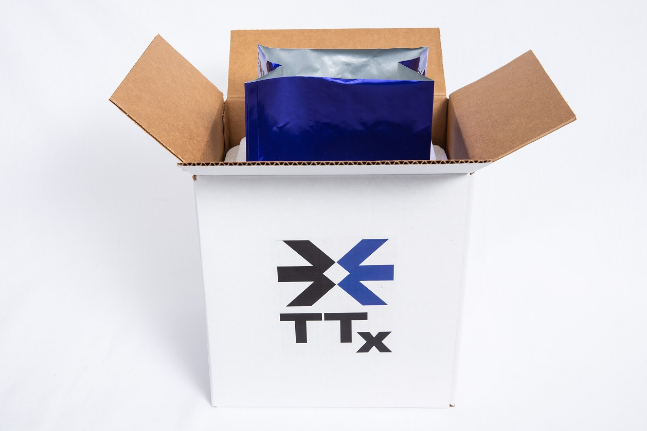 TTx easily integrates into your current packout