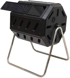 Black Tumbler Composter for Residences